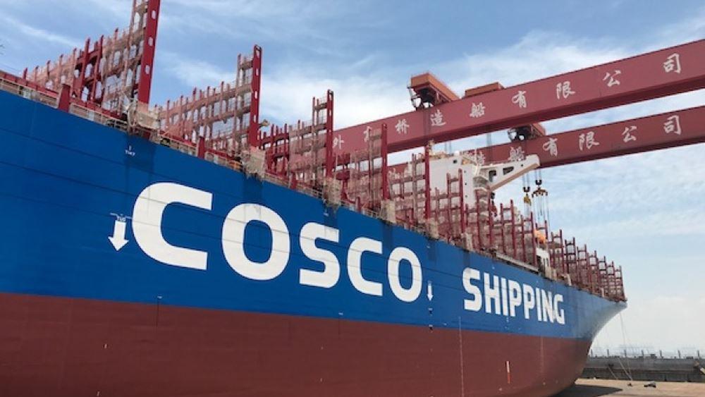 Η Ocean Rail Logistics της COSCO εξαγόρασε το 60% της Pearl