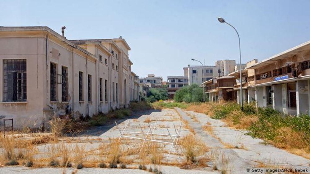 """Πρέσβης ΗΠΑ στην Κύπρο: """"Καλούμε Τουρκία και Τουρκοκύπριους να ανακαλέσουν τις εξαγγελίες για τα Βαρώσια"""""""