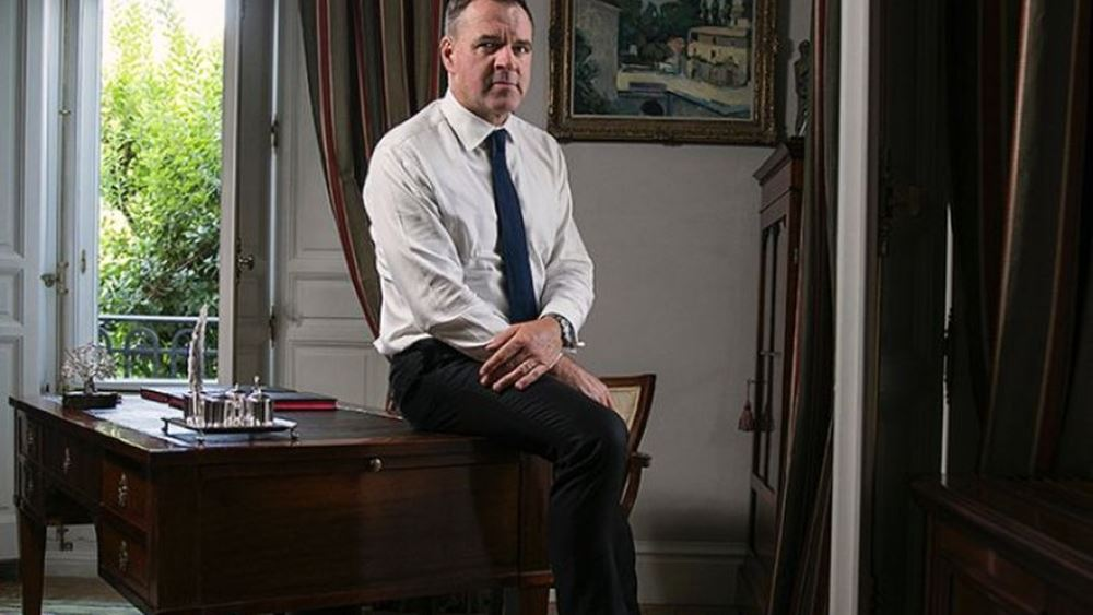 Νιλ Φέργκιουσον: Ο Μητσοτάκης ήταν ένας από τους λίγους ηγέτες που είχαν εκτιμήσει τη σοβαρότητα της κατάστασης τον Ιανουάριο του 2020