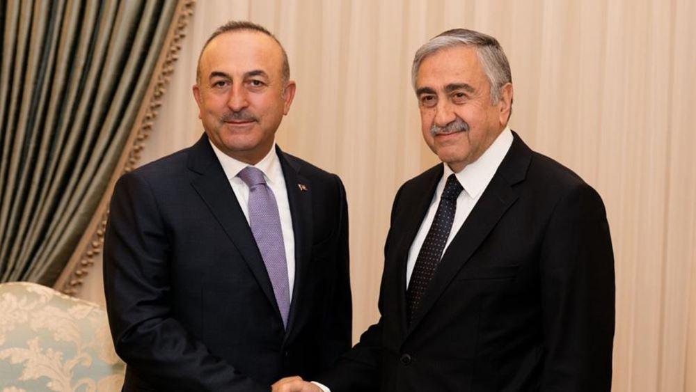 Τσαβούσογλου-Ακιντζί επιχειρούν αλλαγή των συνομιλιών για το Κυπριακό