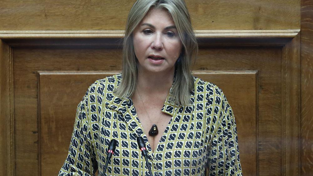 Ζ. Μακρή: Το υπουργείο Παιδείας καταδικάζει απερίφραστα κάθε προσπάθεια παράνομης διακοπής των μαθημάτων