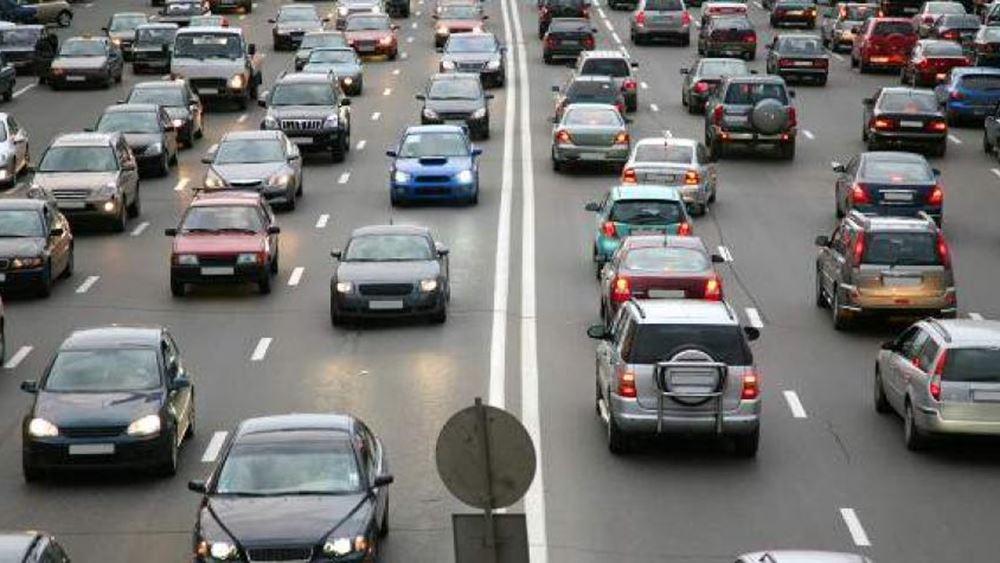 Μποτιλιάρισμα χιλιομέτρων στη λεωφόρο Κηφισού λόγω δύο τροχαίων