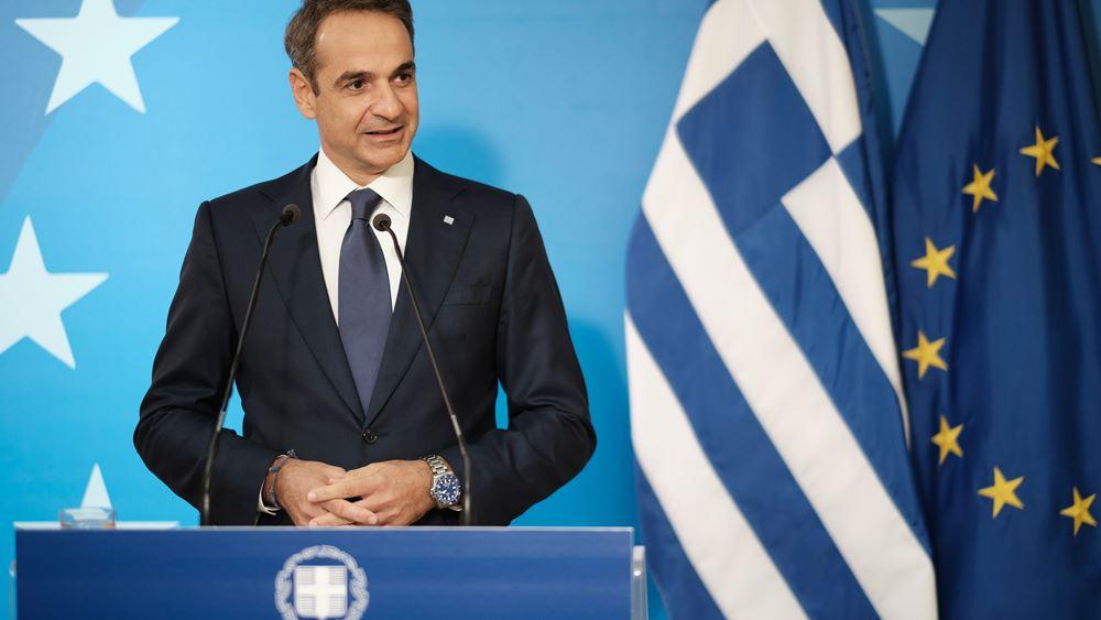 Κ. Μητσοτάκης: Έθεσα το θέμα του εμπάργκο στην πώληση όπλων στην Άγκυρα