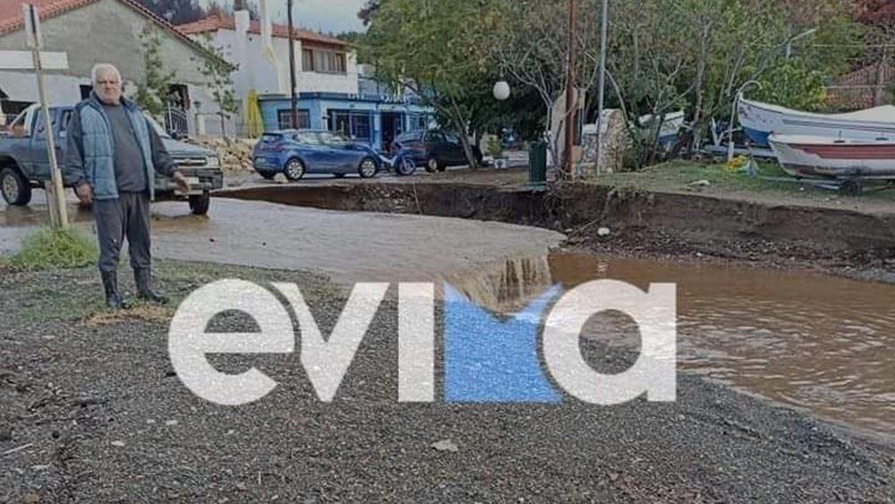 Β. Εύβοια: Έκτακτη χρηματοδότηση 20 εκατ. ευρώ - Μεγάλες καταστροφές από τις πλημμύρες