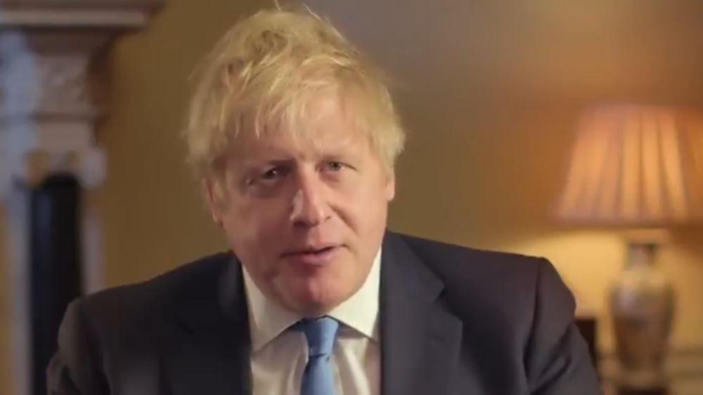 Πρώτη τηλεφωνική επικοινωνία του Βρετανού πρωθυπουργού με τον νέο πρόεδρο των ΗΠΑ