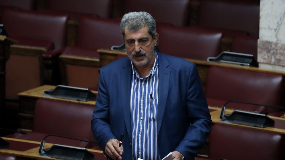 Αίτημα να επανελεγχθούν οι δηλώσεις περιουσιακής κατάστασης του πρωθυπουργού κατέθεσε ο Π.Πολάκης