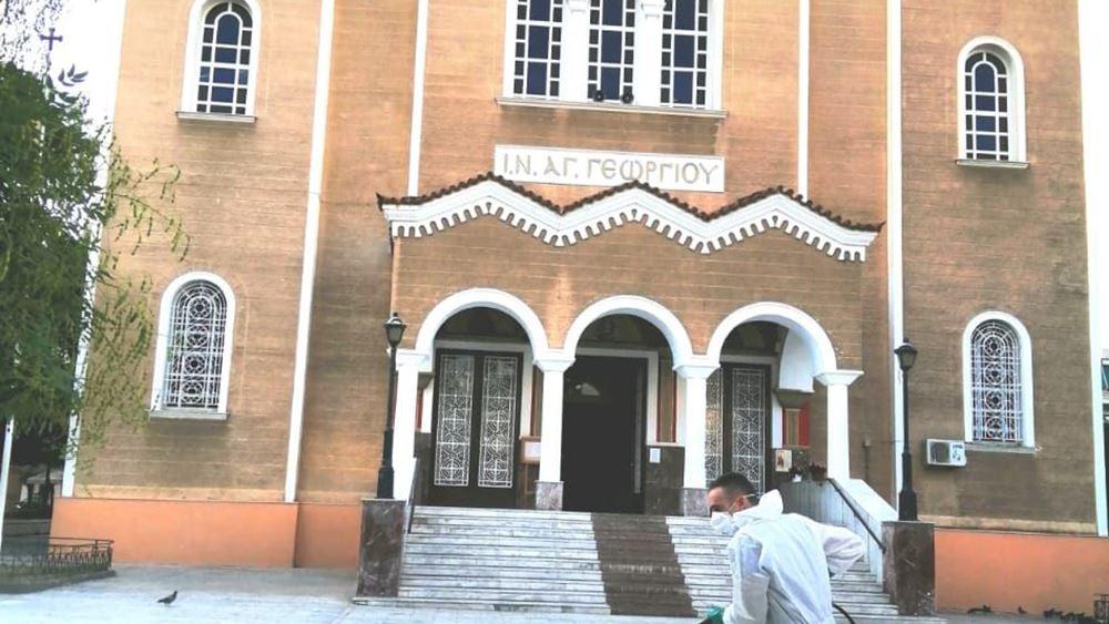 Κώστας Μπακογιάννης: Αθήνα ασφαλής σε όλους τους δημόσιους χώρους της