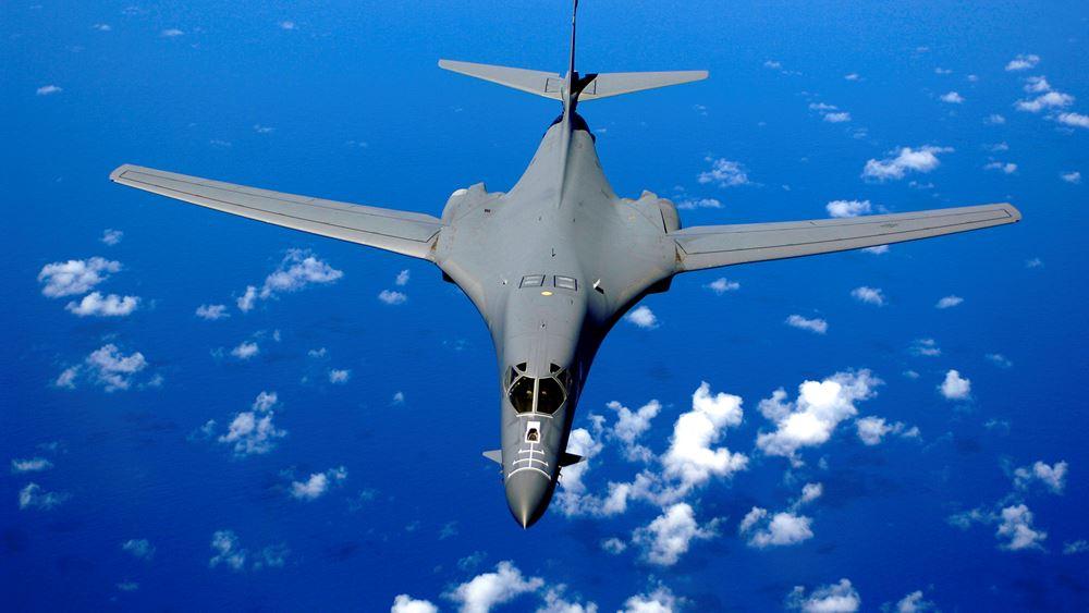 ΗΠΑ: Για πρώτη φορά χρησιμοποιήθηκε drone για ανεφοδιασμόμαχητικού εν πτήσει