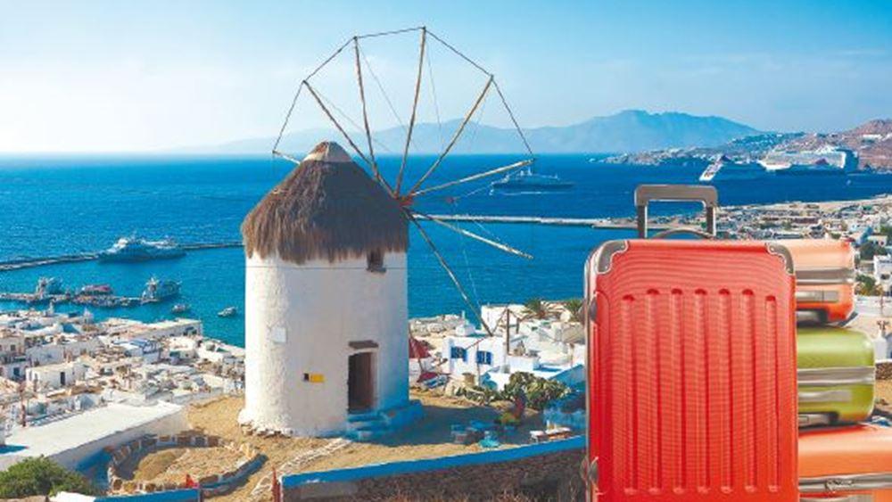 ΙΝΣΕΤΕ: Στα €47-57 δισ. η συνεισφορά του τουρισμού στο ΑΕΠ το 2018