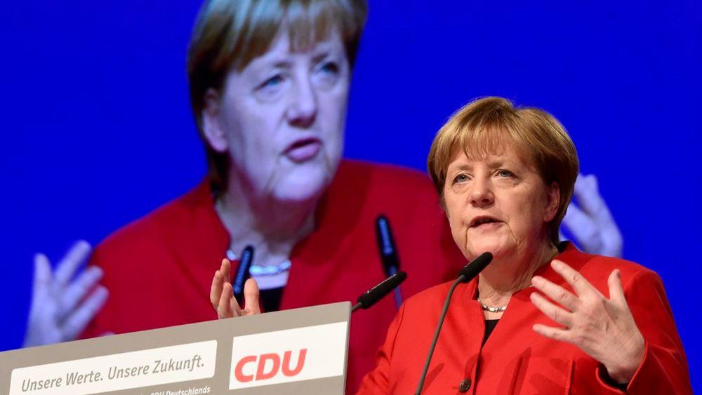 Μέρκελ: Αποχωρώ άμεσα από την ηγεσία της CDU, το 2021 από την Καγκελαρία