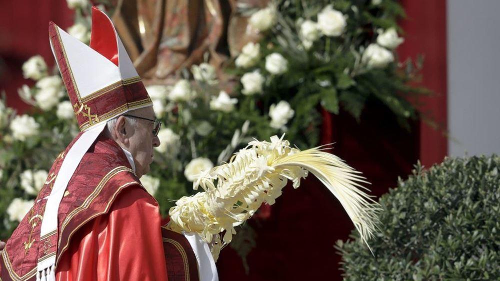 Μειώθηκε η δημοτικότητα του πάπα Φραγκίσκου