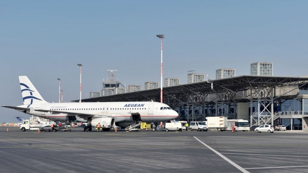 ΥΠΑ: 45,8 εκατ. επιβάτες διακινήθηκαν το α' 8μηνο του 2019 στα ελληνικά αεροδρόμια