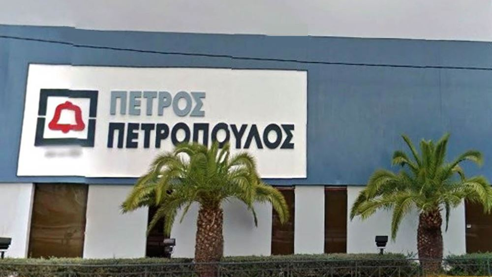 Πετρόπουλος: Μείωση του κύκλου εργασιών, αυξημένα τα καθαρά κέρδη