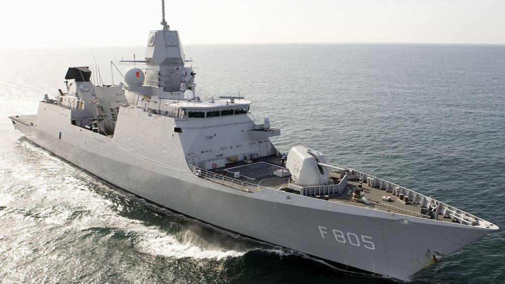 Ρωσικά μαχητικά παρενόχλησαν ολλανδική φρεγάτα στη Μαύρη Θάλασσα