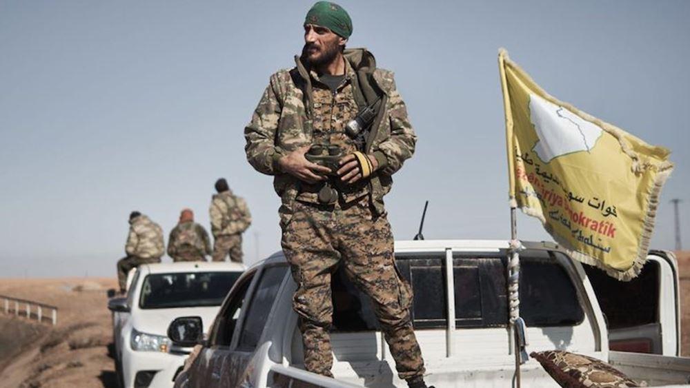"""Στρατιωτικός διοικητής των Κούρδων της Συρίας απαντά στην Τουρκία: """"Είμαστε έτοιμοι και αποφασισμένοι"""""""