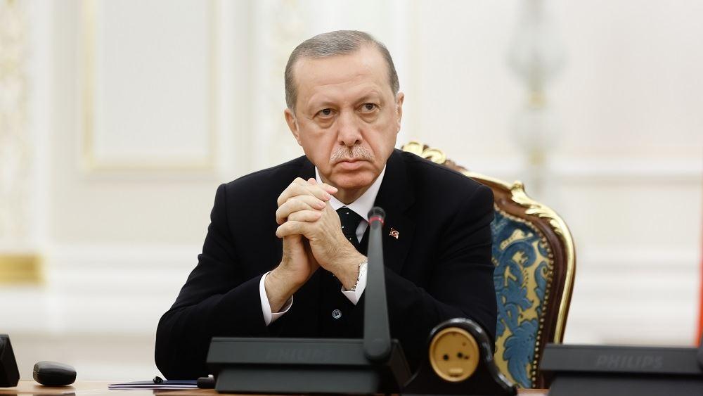 Ερντογάν: Δεν θα συναντήσω τον Πενς-Μόνο τον Τραμπ, αν έρθει