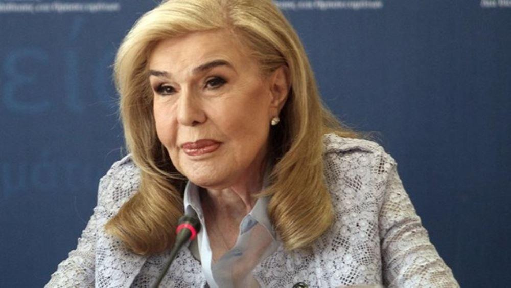 Η Μ. Βαρδινογιάννη προσκεκλημένη της ελληνικής προεδρίας του Συμβουλίου της Ευρώπης