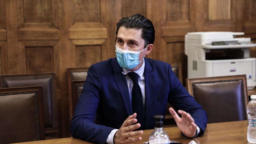 Π. Χρηστίδης: Η κυβέρνηση έχει χάσει πολύτιμο χρόνο για τους εμβολιασμούς