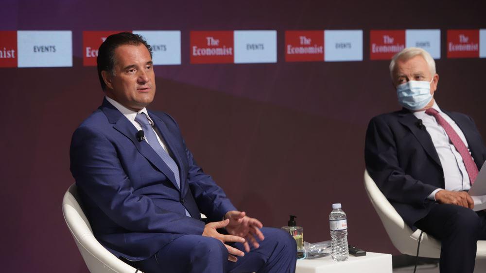 Αδ. Γεωργιάδης: Η Ελλάδα εν μέσω πανδημίας προσελκύει ξένους επενδυτές