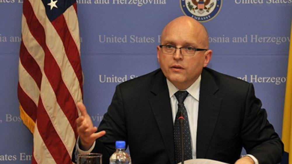 ΗΠΑ: Στην Ουκρανία την ερχόμενη εβδομάδα ο Αμερικανός ΥΦΕΞ