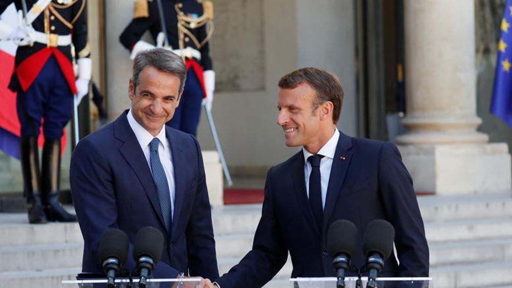 """Με """"γαλλικό"""" κλειδί η ανάπτυξη και η αντιμετώπιση της τουρκικής προκλητικότητας"""