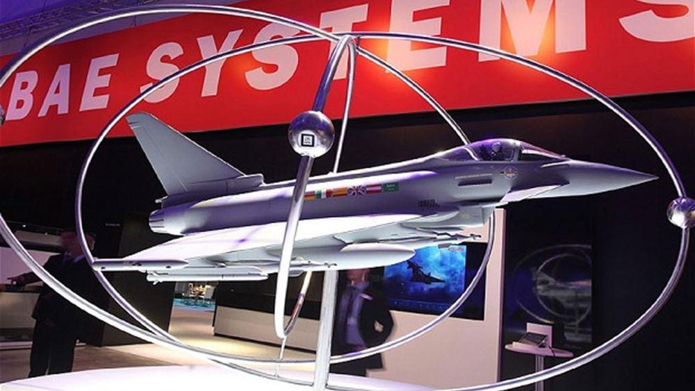 BAE Systems: Αγοράζει assets από ανταγωνιστικές της έναντι 2,2 δισ. δολαρίων