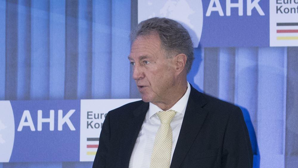 Νόρμπερτ Μπάρτλε: Η Γερμανία ενδιαφέρεται να επενδύσει στην Ελλάδα
