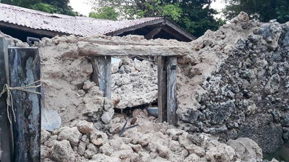 Ισχυρή σεισμική δόνηση 6,4 Ρίχτερ στο νότιο τμήμα των Φιλιππίνων