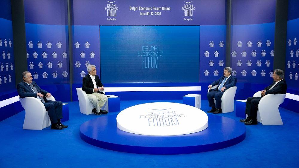 Οικονομικό Φόρουμ Δελφών: Ιδανική η στιγμή για σοβαρές μεταρρυθμίσεις στο ασφαλιστικό και στο συνταξιοδοτικό
