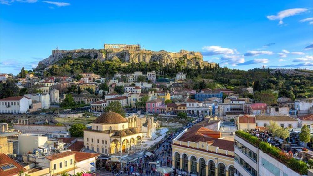 43ηη Αθήνα ανάμεσα στους πιο δημοφιλείς προορισμούς στον κόσμο