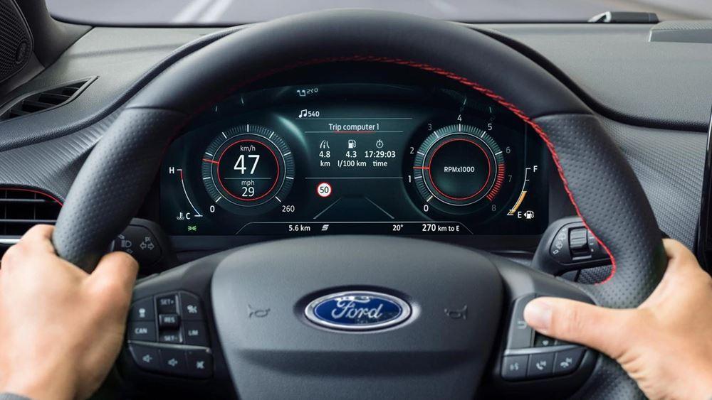 Μείωσε το guidance η Ford παρά τα άνω των αναμενομένων κέρδη