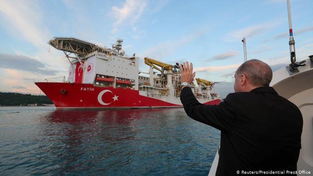 """Spiegel: """"Ερντογάν εναντίον όλων"""""""