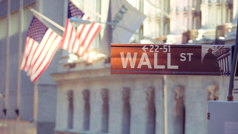 Wall: Απώλειες για την εβδομάδα παρά τα σημερινά κέρδη