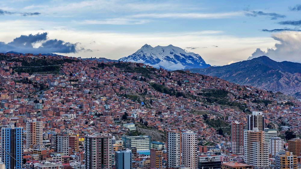 """Πυρκαγιές στη Βολιβία: Η μεταβατική κυβέρνηση κηρύσσει """"κατάσταση εθνικής καταστροφής"""""""