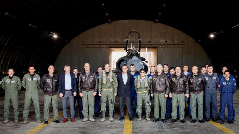 Παναγιωτόπουλος: Ψέμα ότι ο προϋπολογισμός για την άμυνα είναι μειωμένος