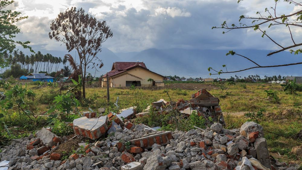 Ελλάδα: Σεισμοί και κλιματική αλλαγή φέρνουν στο προσκήνιο την ασφάλιση της περιουσίας