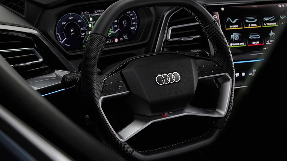 H Audi μας ξεναγεί στα μυστικά του… τιμονιού