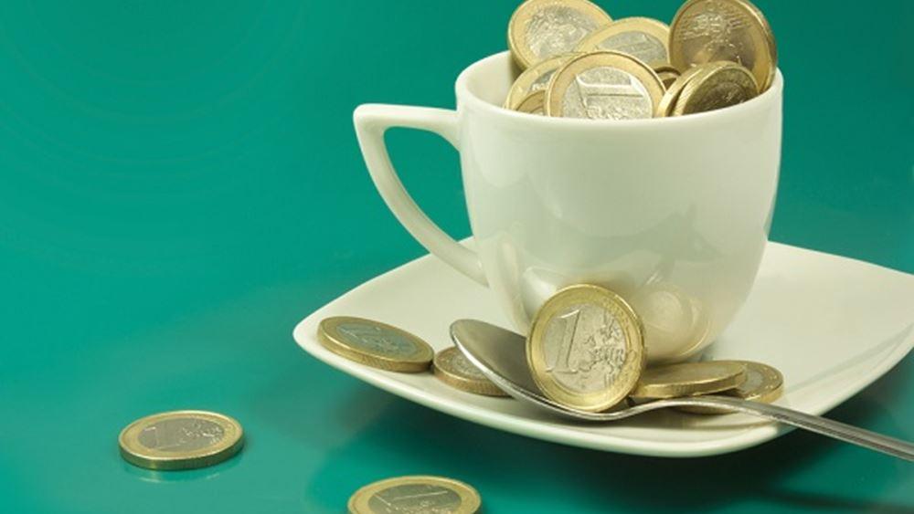 Κάμψη στην αγορά του καφέ ελέω  Ειδικού Φόρου Κατανάλωσης