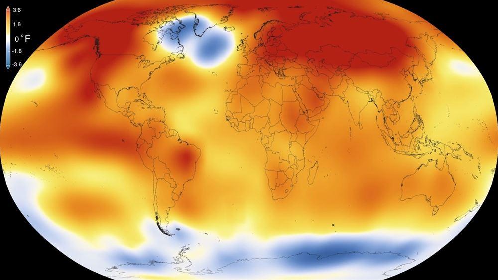 ΟΗΕ: Η υπερθέρμανση του πλανήτη μπορεί να στοιχίσει 80 εκατ. θέσεις εργασίας έως το 2030