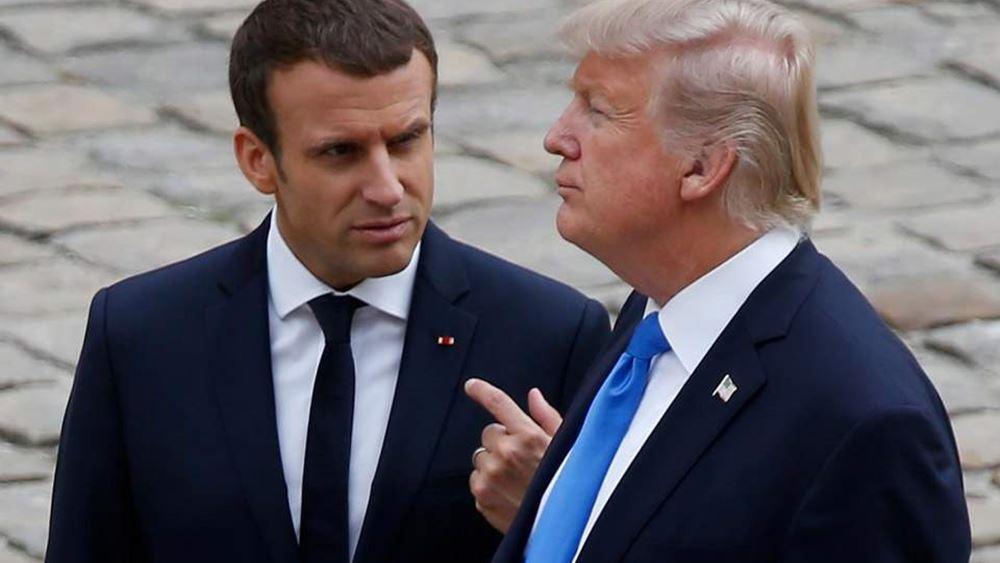 Οι ΗΠΑ απειλούν με κυρώσεις τη Γαλλία σε αντίποινα για τον φόρο Gafa