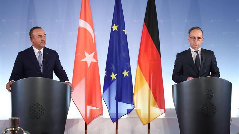 """Γερμανικό """"άδειασμα"""": Ο Μάας αρνήθηκε να άρει προς το παρόν την απαγόρευση ταξιδιών στην Τουρκία"""