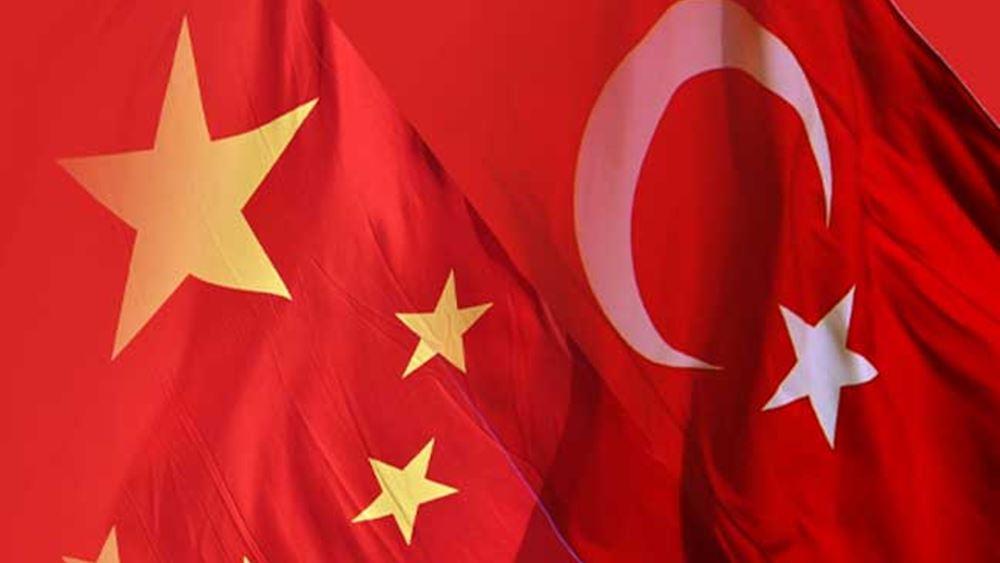 Κίνα-Τουρκία: Νέο δρομολόγιο σιδηροδρομικής σύνδεσης για τη μεταφορά εμπορευμάτων