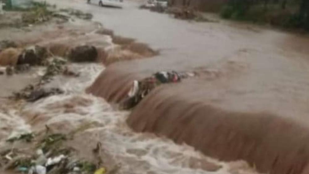 Μοζαμβίκη: Χείμαρροι λάσπης ισοπέδωσαν σπίτια έπειτα από τον τυφώνα Κένεθ