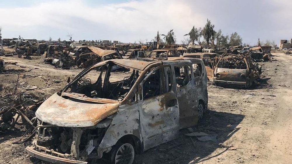 Συρία: Οκτώ νεκροί από έκρηξη παγιδευμένου οχήματος