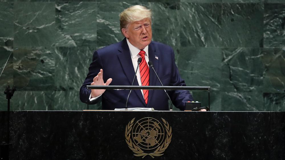 Ο Τραμπ πιθανόν να μιλήσει δια ζώσης στη Γενική Συνέλευση του ΟΗΕ