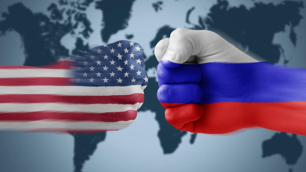 ΗΠΑ-Ρωσία: Οι αμερικανικές κυρώσεις θα παραμείνουν σε ισχύ μέχρι η Μόσχα να αποσύρει τις δυνάμεις της από την Ουκρανία