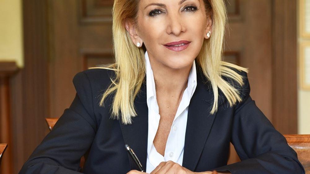 Ι. Καλαντζάκου: Υποψήφια με τη ΝΔ στον Βόρειο Τομέα της Β' Εκλογικής Περιφέρειας Αθηνών