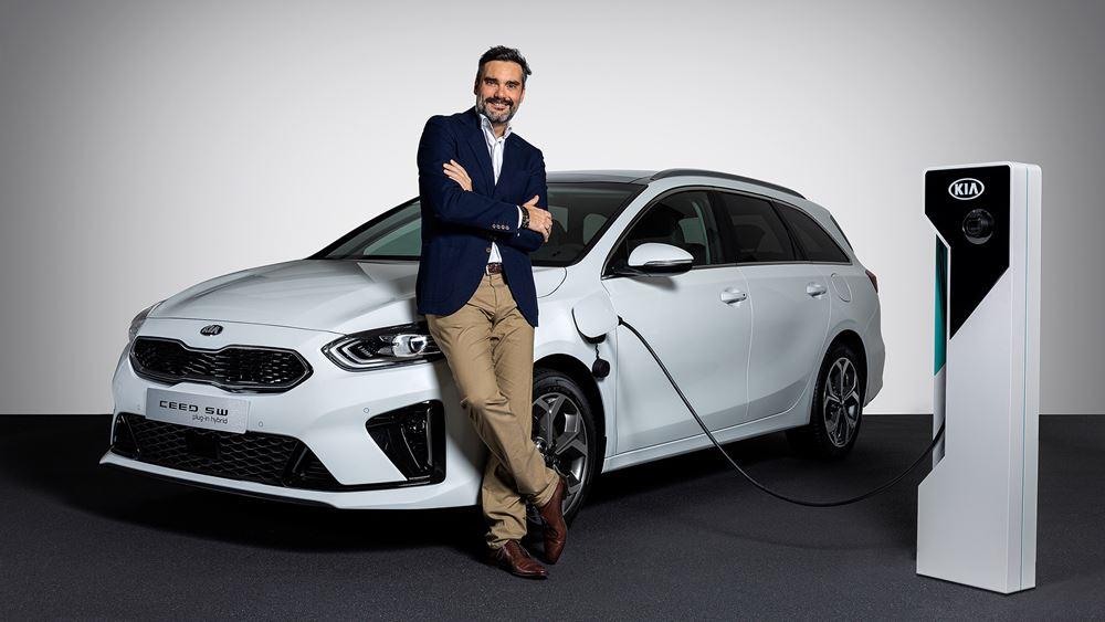 Ο Carlos Lahoz νέος Διευθυντής Μάρκετινγκ της Kia Motors Europe