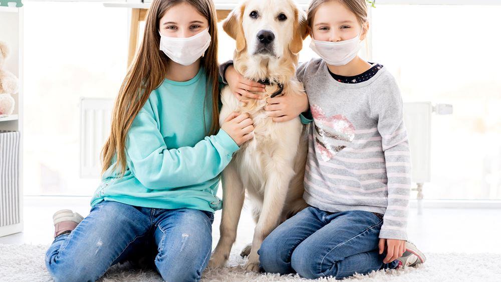 Έρευνα: Μετάδοση SARS-COV-2 μέσα στην οικογένεια