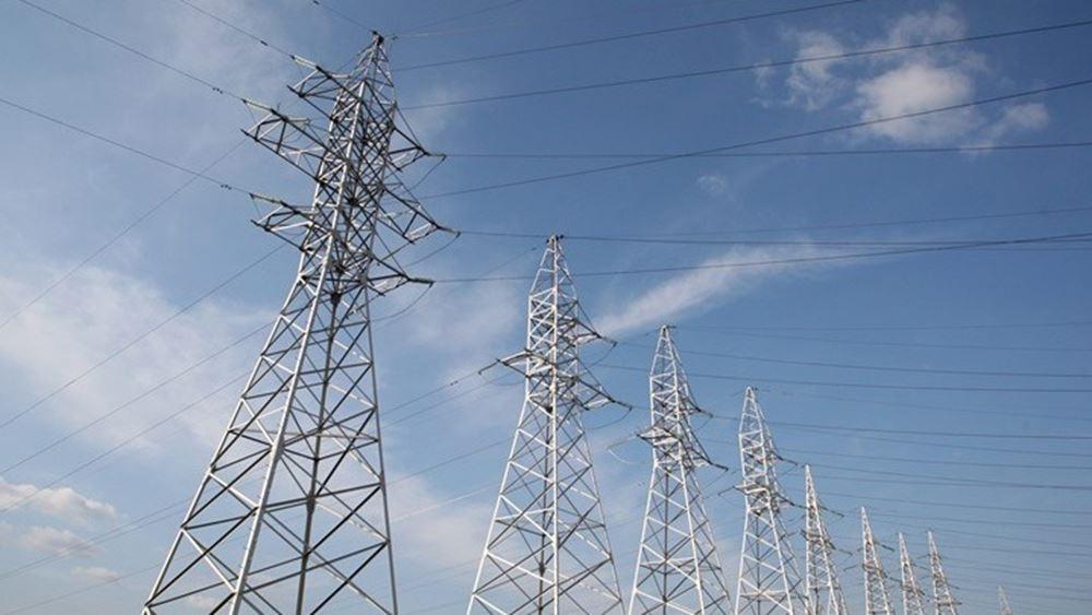 Στα 134,73 ευρώ ανά μεγαβατώρα η μέση τιμή της ηλεκτρικής ενέργειας στο Χρηματιστήριο τον Σεπτέμβριο